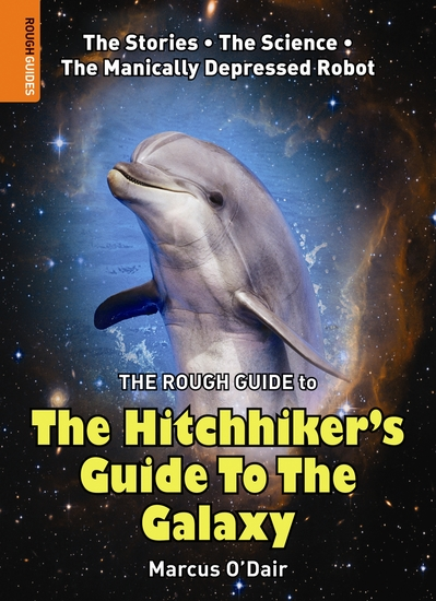 The Rough Guide to The Hitchhiker's Guide to the Galaxy - cover