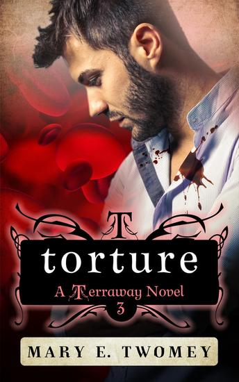 Torture - Terraway #3 - cover