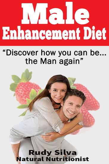Best Impotence Health Diet: Erectile Dysfunction Diet for Soft Erections - cover