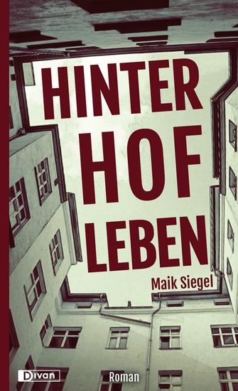 Hinterhofleben - Gesellschaftsroman - cover