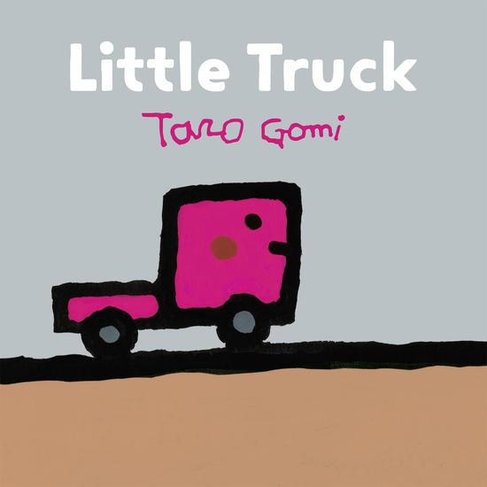 Little Truck - cover