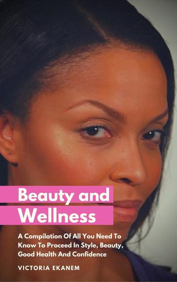 Beauty And Wellness - cover