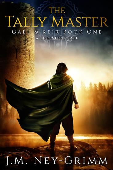 The Tally Master: A Fantasy Mystery Novel - Gael & Keir #1 - cover
