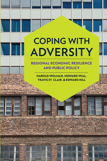 Coping with Adversity - Regional Economic Resilience and Public Policy - cover