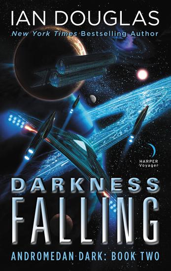 Darkness Falling - Andromedan Dark: Book Two - cover
