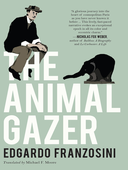 The Animal Gazer - cover