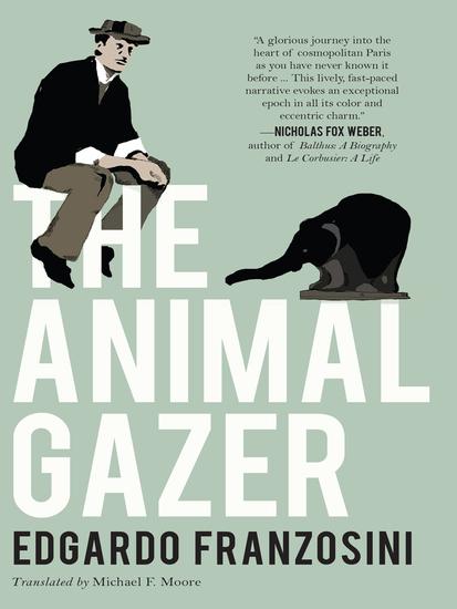 The Animal Gazer - cover