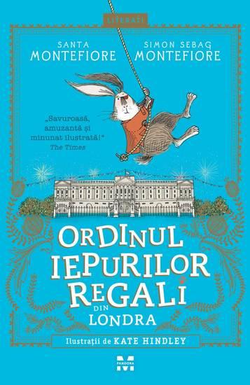 Ordinul iepurilor regali din Londra - cover