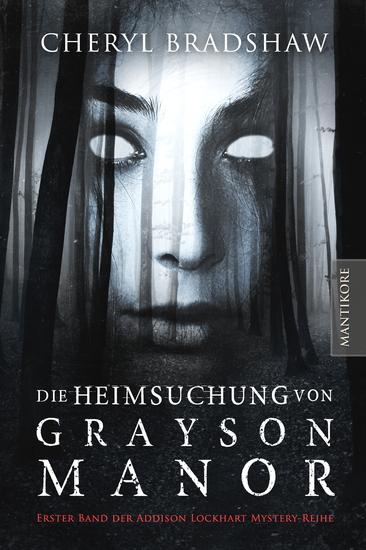 Die Heimsuchung von Grayson Manor - cover