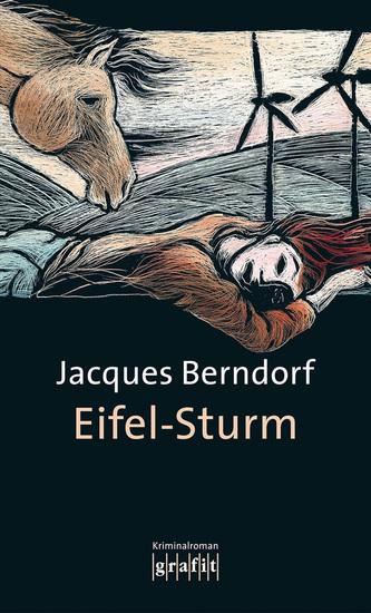 Eifel-Sturm - Der 8 Siggi-Baumeister-Krimi - cover