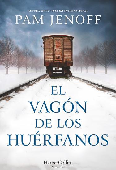 El vagón de los huérfanos - cover