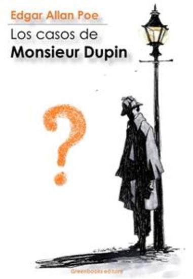 Los casos de Monsieur Dupin - cover