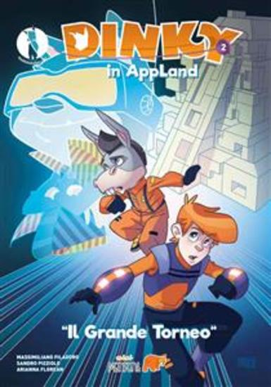 Dinky in AppLand 2 - il grande torneo - cover