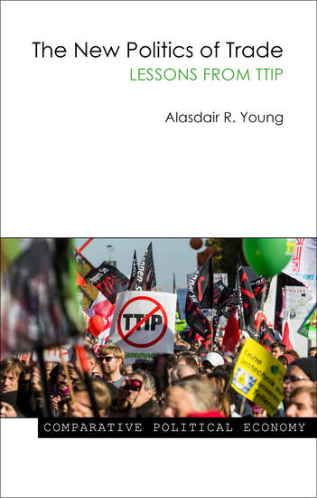 The New Politics of Trade - Lessons from TTIP - cover