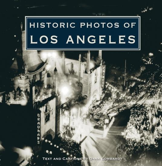 Historic Photos of Los Angeles - cover