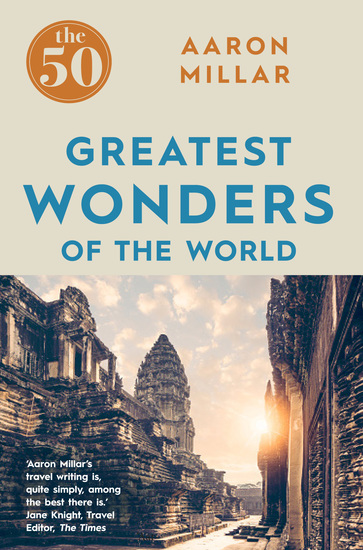 The 50 Greatest Wonders of the World - cover