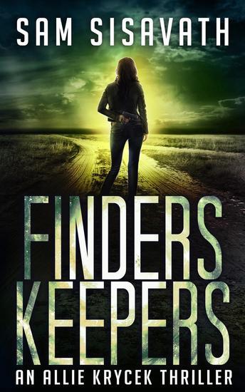 Finders Keepers - Allie Krycek Thrillers #3 - cover