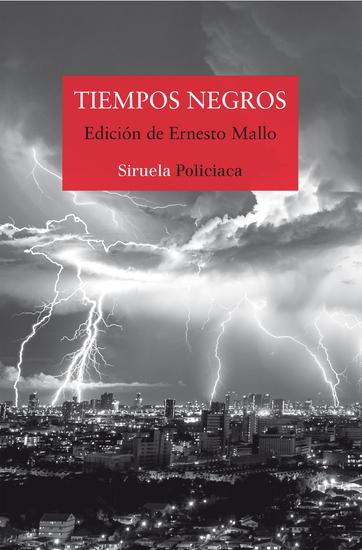 Tiempos negros - cover