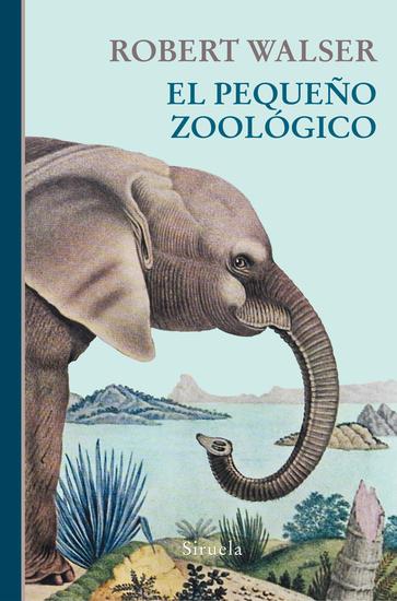El pequeño zoológico - cover