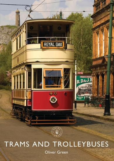 Trams and Trolleybuses - cover