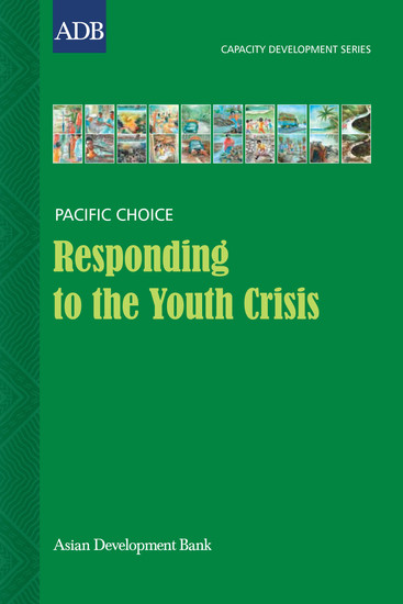 Responding to the Youth Crisis - Developing Capacity to Improve Youth Services: A Case Study from the Marshall Islands - cover