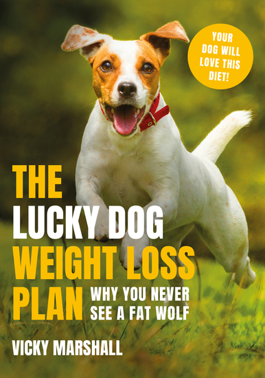 The Lucky Dog Weight Loss Plan - cover
