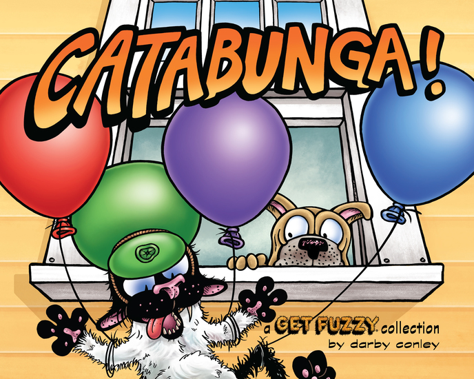 Catabunga! - A Get Fuzzy Collection - cover