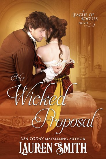 Her Wicked Proposal - cover
