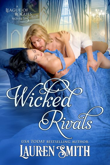 Wicked Rivals - cover