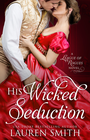 His Wicked Seduction - cover