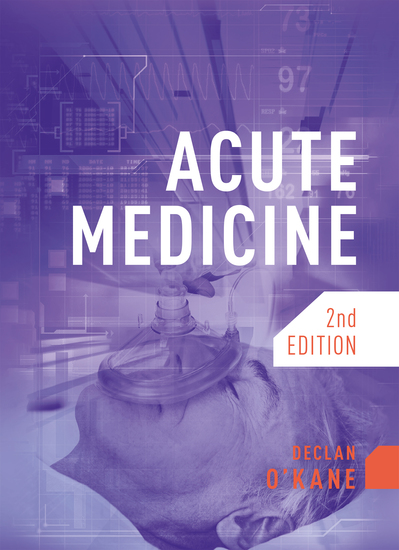 Acute Medicine second edition - cover
