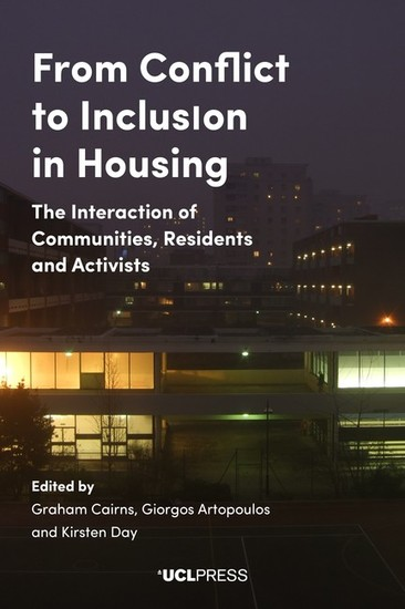 From Conflict to Inclusion in Housing - Interaction of Communities Residents and Activists - cover