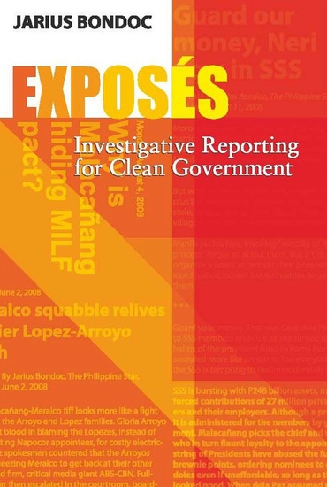 Exposés - Investigative Reporting for Clean Government - cover