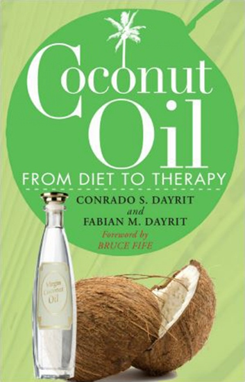 Coconut Oil - From Diet to Therapy - cover
