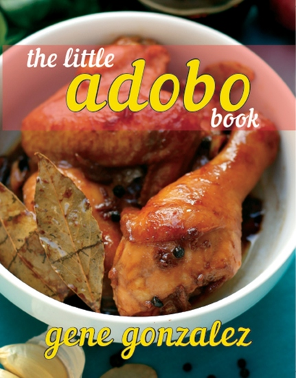 The Little Adobo Book - cover