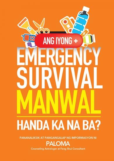 Ang Iyong Emergency Survival Manwal - Handa Ka Na Ba? - cover