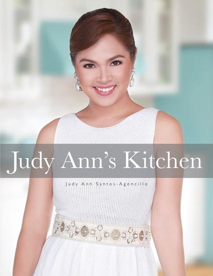 Judy Ann's Kitchen - cover