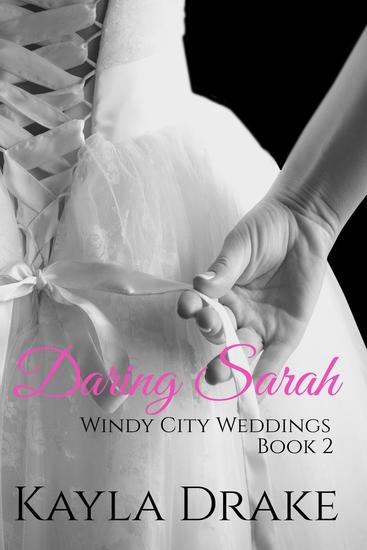 Daring Sarah - Windy City Weddings #2 - cover