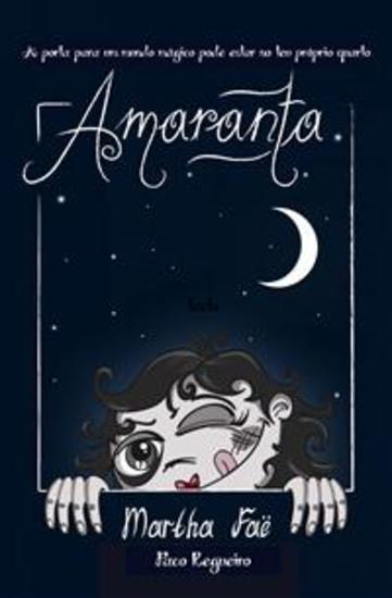 Amaranta - cover