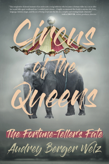Circus of the Queens - The Fortune Teller's Fate - cover