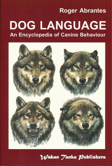 Dog language - an encyclopedia of canine behavior - cover