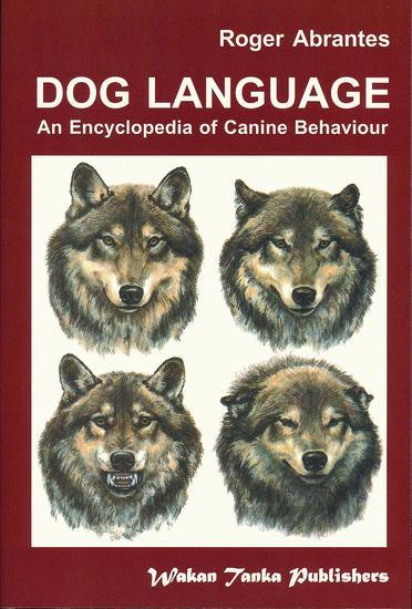 Dog language - an encyclopedia of canine behavior - cover