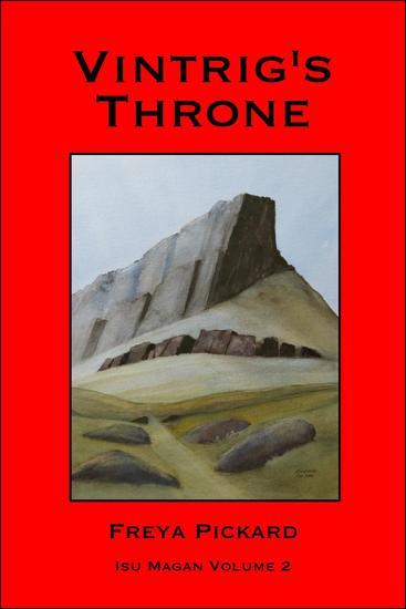 Vintrig's Throne - Isu Magan #2 - cover