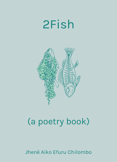 2Fish - (a poetry book) - cover