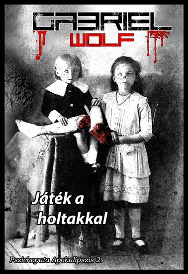 Játék a holtakkal - cover