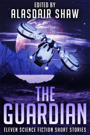 The Guardian - Science Fiction Anthologies #3 - cover