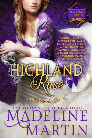 Highland Ruse - Mercenary Maidens - Book Two - cover