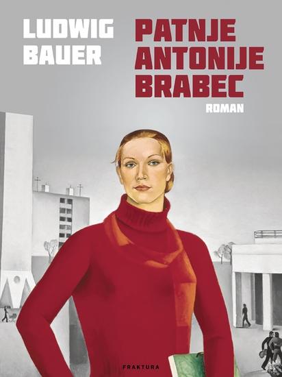Patnje Antonije Brabec - cover
