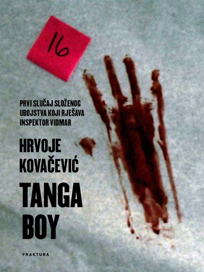 Tanga boy - cover
