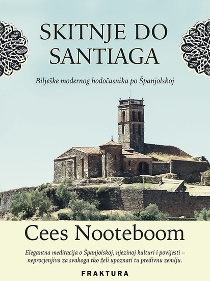 Skitnje do Santiaga - cover